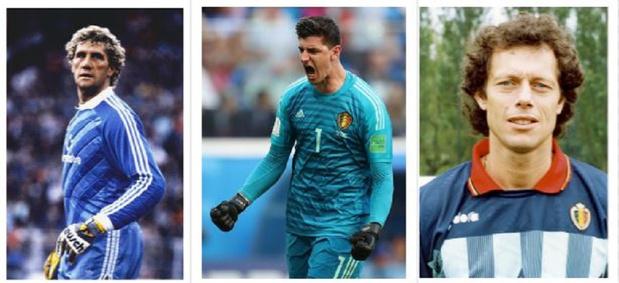 Qui est le meilleur gardien belge de tous les temps? (sondage)
