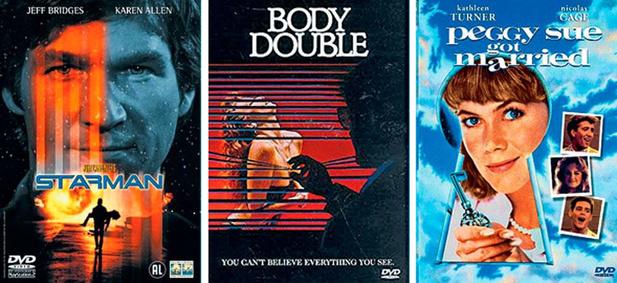 5x dvd-pakket Eighties