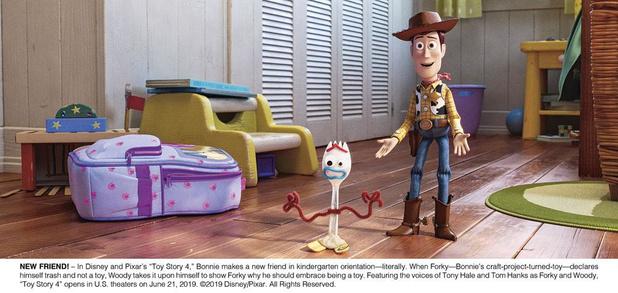 [Le film de la semaine] Toy Story 4, l'éternel retour