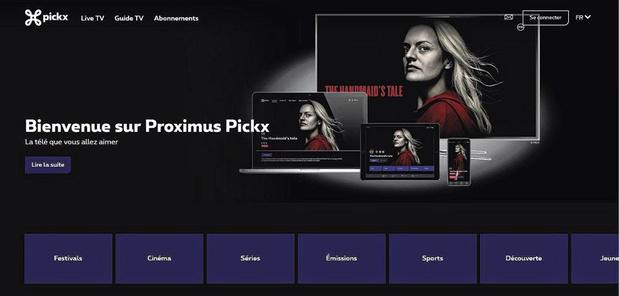 Proximus veut être aussi sexy que Netflix