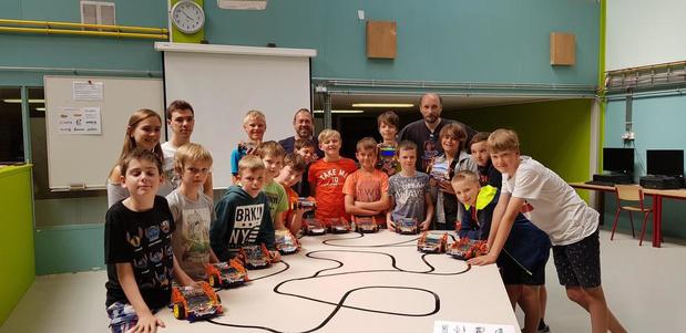 VTI Poperinge legt met 3de editie 'Robotkamp' meer en meer nadruk op STEM-didactiek