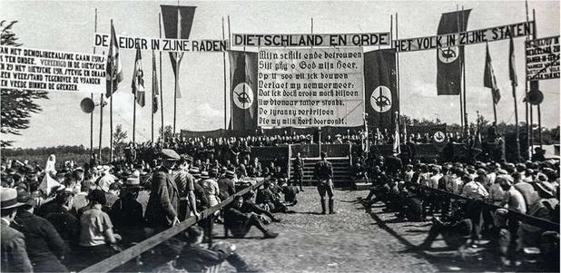 Frantz Van Dorpe: een fascist in het verzet tegen de nazi's
