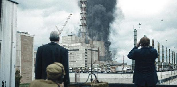 """Comment la minisérie """"Chernobyl"""" irradie les relations Est-Ouest"""