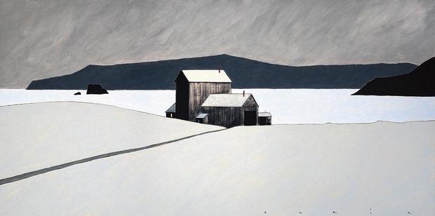 François Avril - Isolated Houses