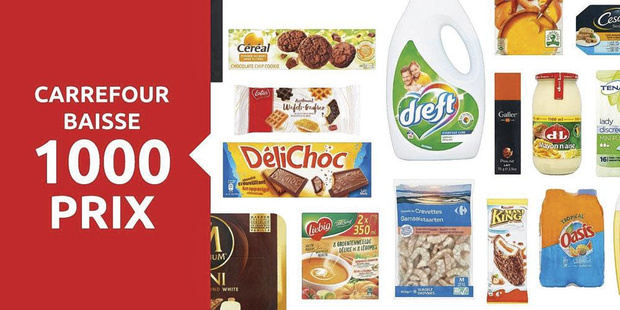 Carrefour : une annonce en trompe-l'oeil ?