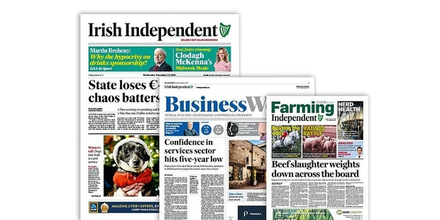 Mediahuis devient n°1 en Irlande