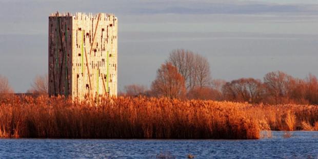 Nieuwe uitkijktorens in natuurgebied De Blankaart
