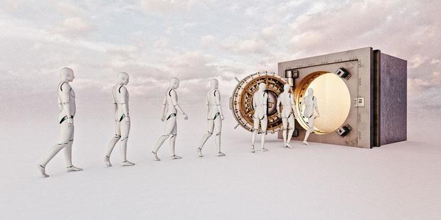 Les robots-conseillers au service de la banque privée