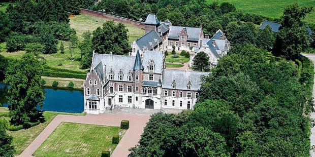 La Flandre achètera le château de Rubens