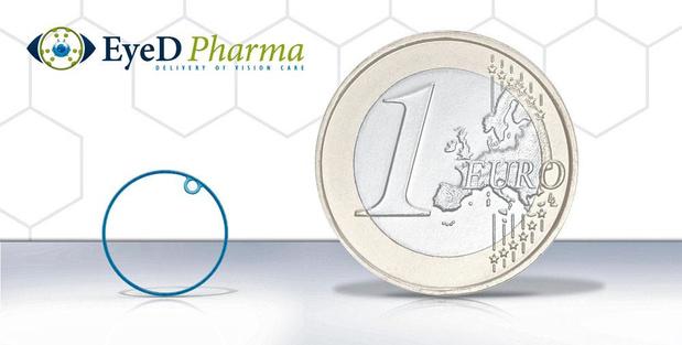 Ophtalmologie : 28 millions d'euros pour une entreprise liégeoise