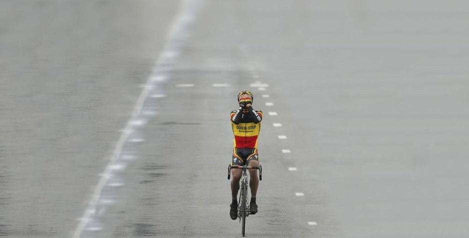Stijn Devolder: 'De Ronde is een boksmatch: wie het langst blijft rechtstaan, wint'