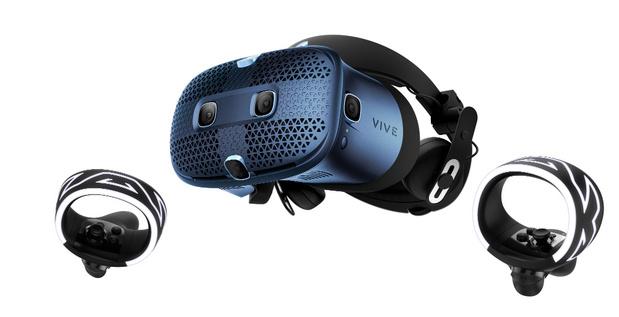 HTC maakt VR-bril modulair