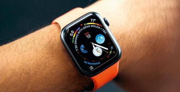 Apple a obtenu un brevet sur un bracelet de montre qui identifie la peau de l'utilisateur