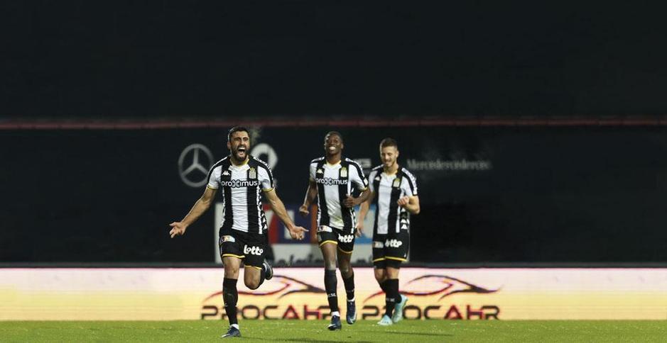 Kaveh Rezaei herleeft bij Charlerloi: 'Ik had veel voor Club kunnen scoren'