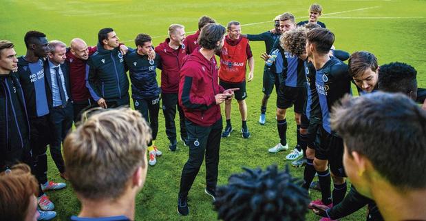 Genk en Club Brugge in de Youth League: meten met de grote jongens