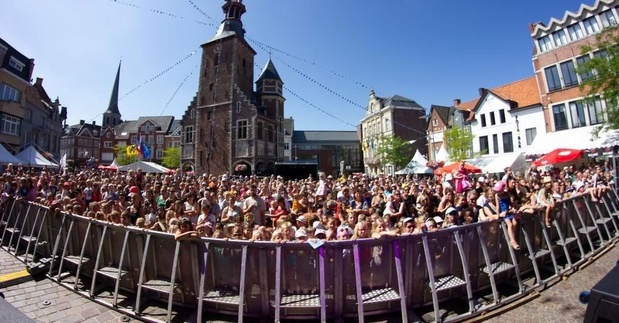 The Van Jets komen naar Tieltse Europafeesten