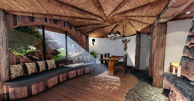 L'offre hôtelière de Pairi Daiza va bientôt voir le jour