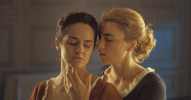 'Portrait de la jeune fille en feu' is nu al de liefdesfilm van het jaar