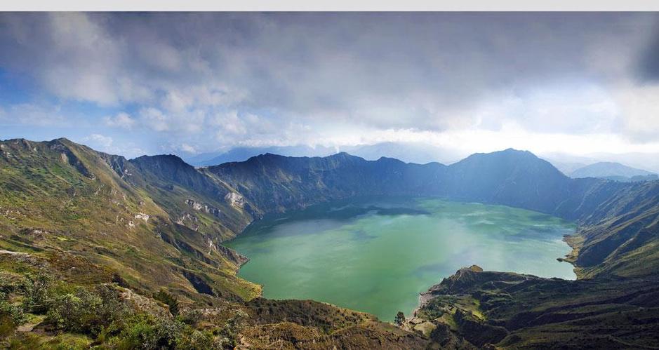 Randonnée sauvage en Équateur, entre jungles et volcans (en images)