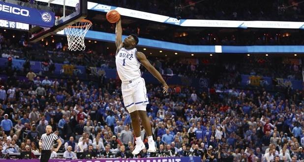Qui est Zion Williamson, la future grande star de la NBA?
