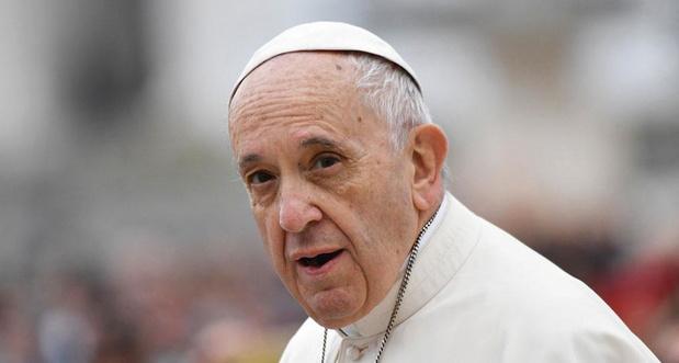 Een pauselijk anti-Davos: Paus Franciscus hoopt een nieuw economisch model te zalven