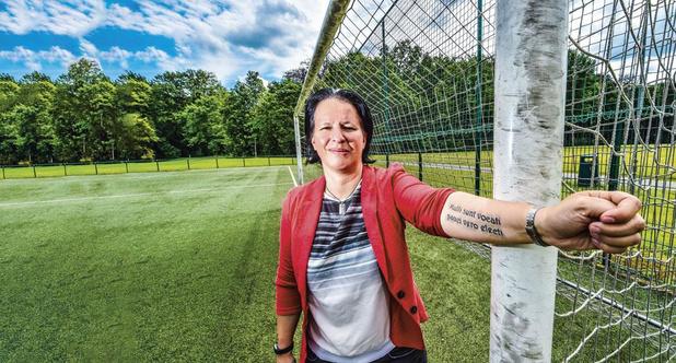'Ik zie voetbal als een spelletje Stratego'