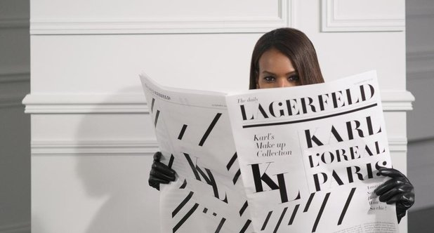Karl Lagerfeld x L'Oréal Paris, la collab' post mortem