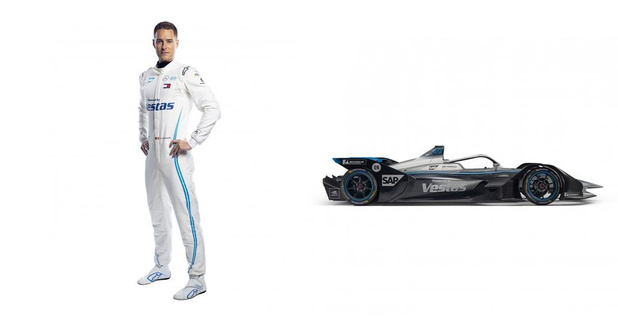 Mercedes haalt Stoffel Vandoorne voor debuut in Formule E