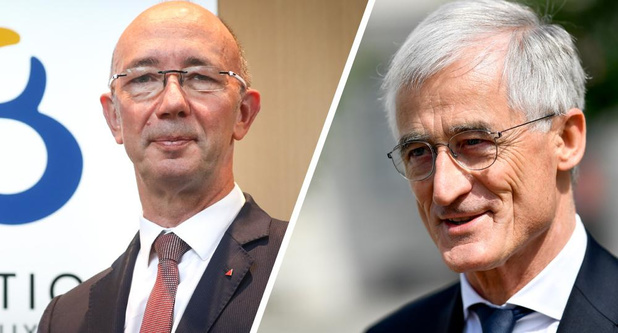 Geert Bourgeois en Rudy Demotte aangesteld als federale preformateurs