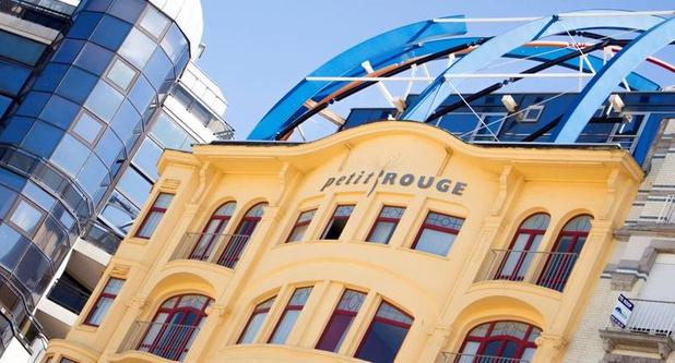 Hotel Petit Rouge in Blankenberge sluit de deuren, 30 werknemers ontslagen