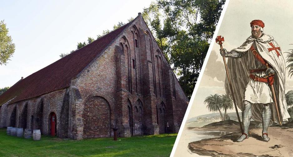 Ligt dé schat van de Tempeliers in West-Vlaanderen?