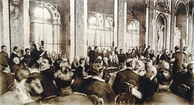 Traité de Versailles : comment les Belges sont rentrés bredouilles il y a 100 ans