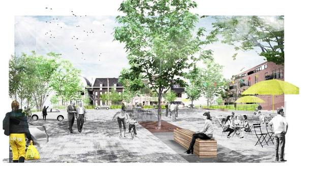 Licht op groen voor bouw van 36 sociale huurwoningen in Brugge