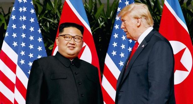 Trump toujours confiant en Kim malgré le tir de projectiles