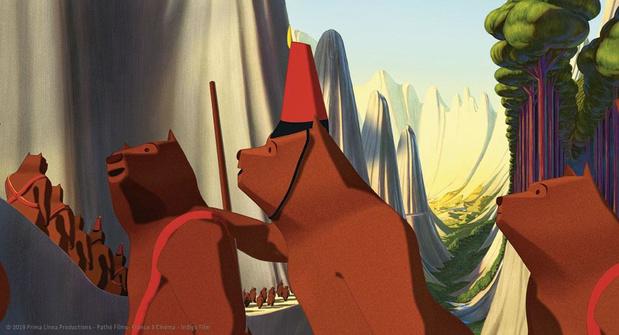 [Le film de la semaine] La Fameuse Invasion des ours en Sicile, de Lorenzo Mattotti
