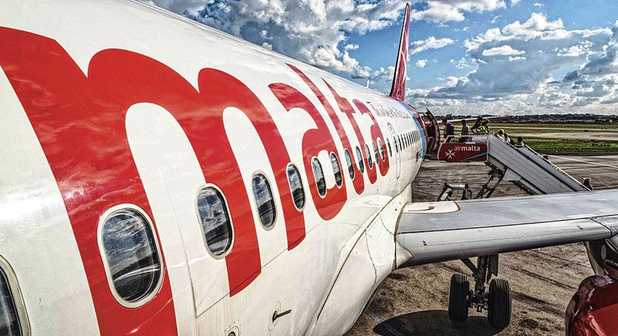 Ryanair se développe à Malte