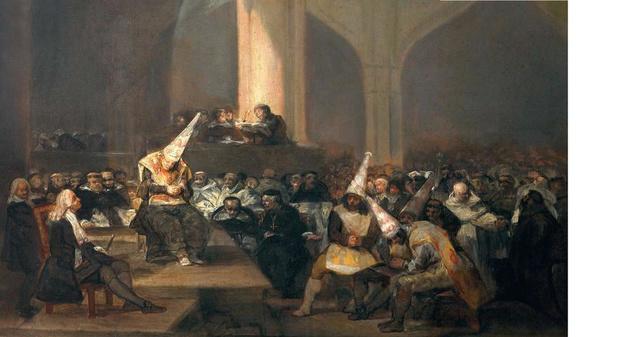 De humane kant van de Inquisitie