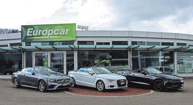 Europcar s'installe aux Etats-Unis