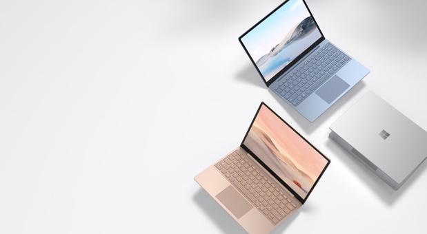 Microsoft stelt Surface Laptop Go voor