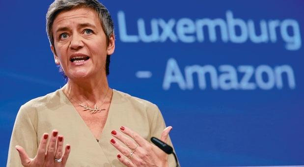 'La Commission européenne va ouvrir une enquête formelle sur Amazon'