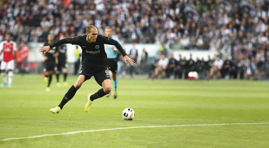 Allesbehalve een typische Nederlander, maar wat is Bas Dost (Eintracht Frankfurt) dan wel?