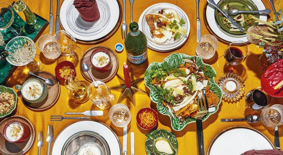 Réveillonnez végétarien: 4 recettes simples et pleines de saveurs