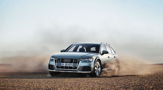 Audi A6 Allroad Quattro, 20 ans déjà...