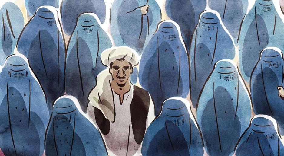 Les Hirondelles de Kaboul, une ode à la vie