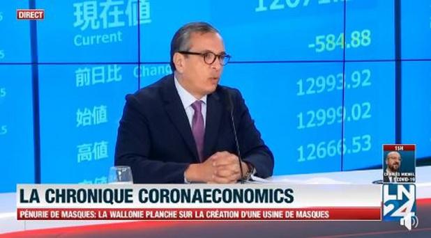 CoronaEconomics: quels impacts économiques du Covid-19 en Belgique et dans le monde? (vidéo)