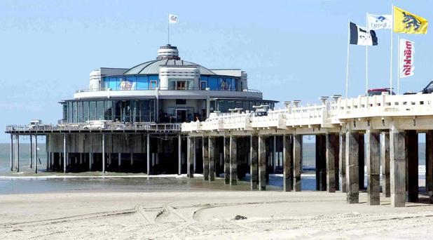 6,1 miljoen voor restauratie Pier Blankenberge