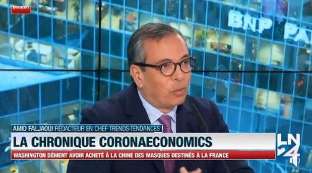 CoronaEconomics: la marche arrière de BNP, l'appel du gouvernement à des influenceurs: l'analyse du jour d'Amid Faljaoui (vidéo)