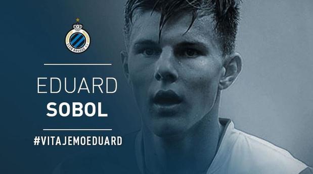 Club Brugge versterkt defensie met Oekraïner Sobol