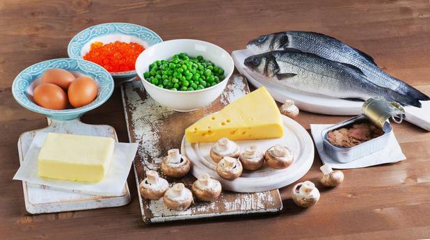 Vitamine D kan bij oudere mensen als ontstekingsremmer dienen