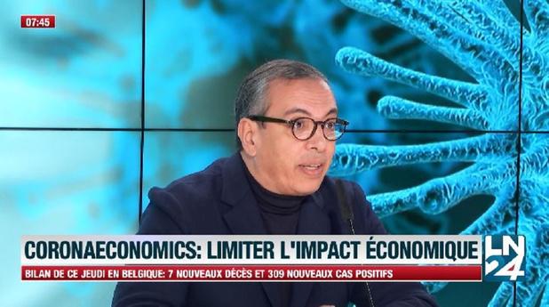 """""""CoronaEconomics"""": limiter l'impact économique de la crise sanitaire (vidéo)"""